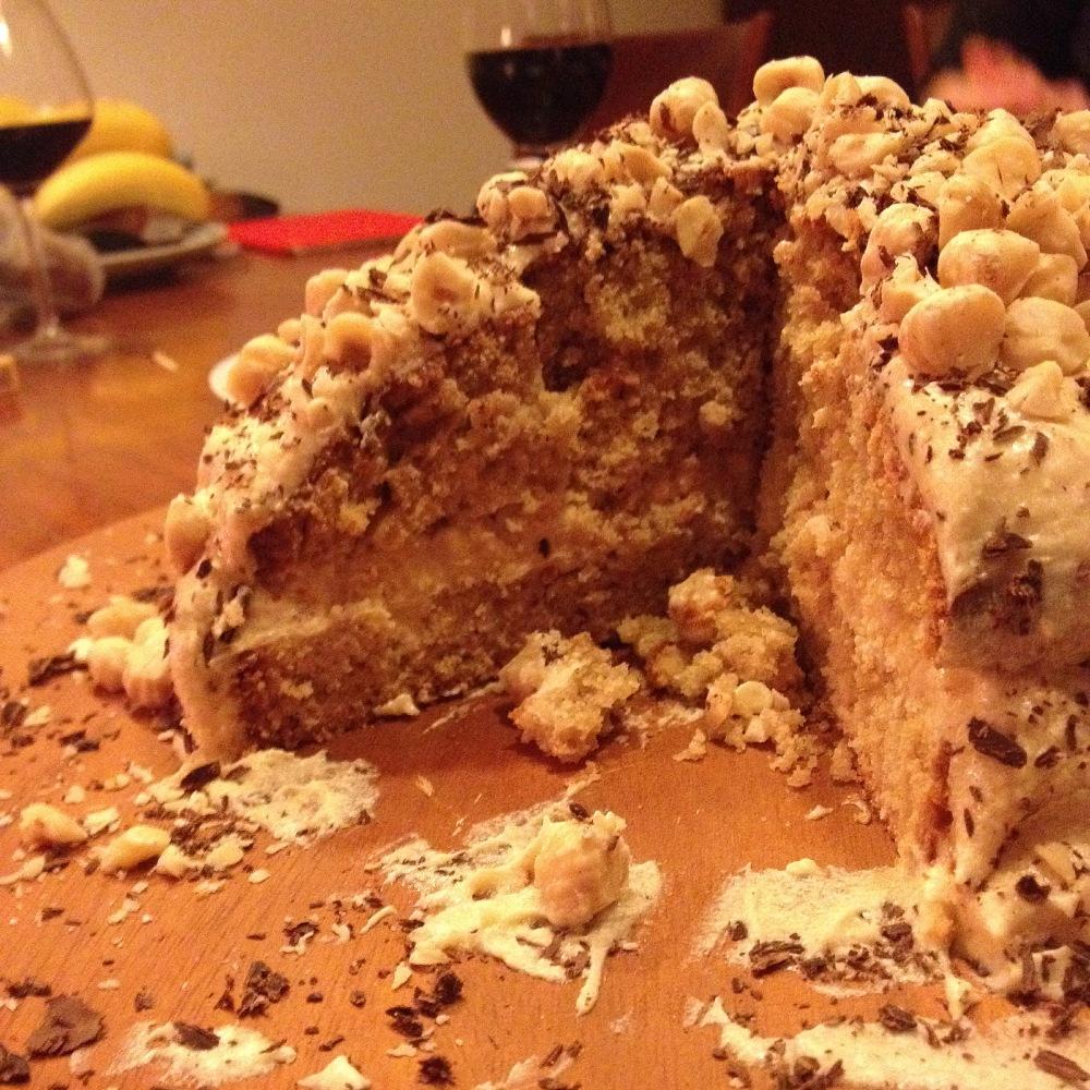 Autumn Coffee Cake (3)