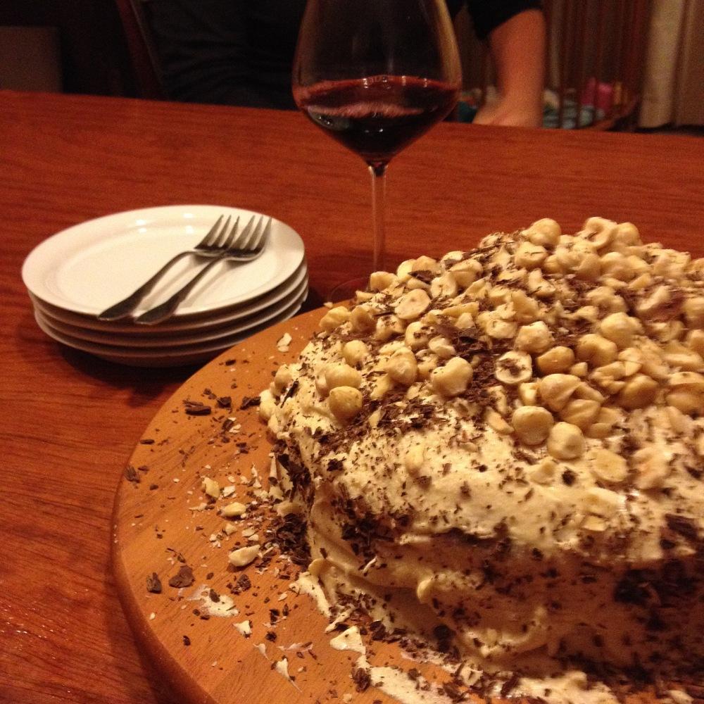Autumn Coffee Cake (4)