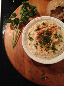 easy and quick homemade hummus
