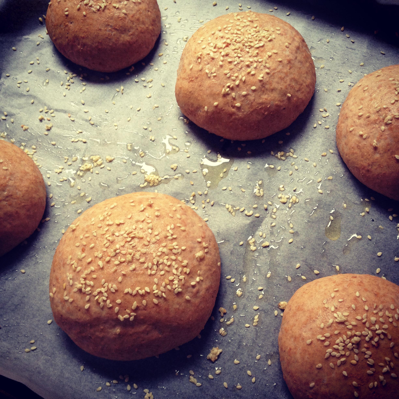 spelt bread rolls