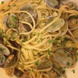 Spaghettia alla vongole