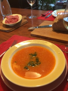 tomato pepper soup